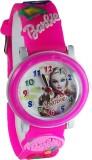 Fashion Gateway Pink Barbie Analog Kids ...