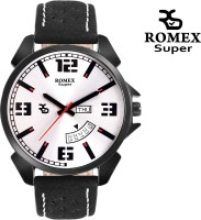 Romex Smile Day N Date 222 Analog Watch For Men