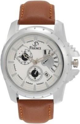 Fluence FL1201SL02 Analog Watch  - For Men