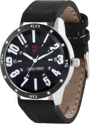 Swiss Trend Artshai1603 Latest trend Analog Watch  - For Men