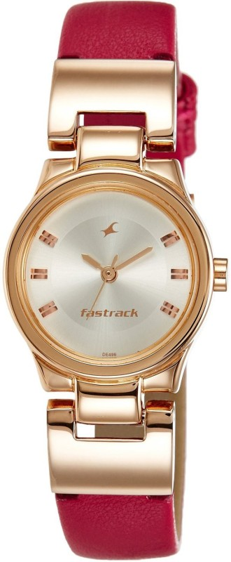 Fastrack NG6114WL01 Analog Watch For Women