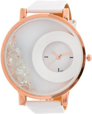 RTimes Moving Beads Analog Watch  - For Women