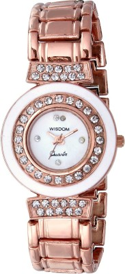 wisdom ST-3905 New Collection Analog Watch  - For Women, Girls
