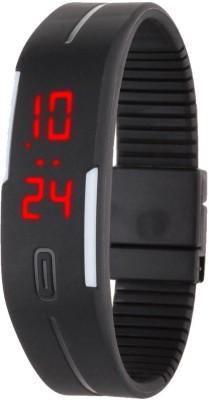 rage enterprises analog wrist watch(black)