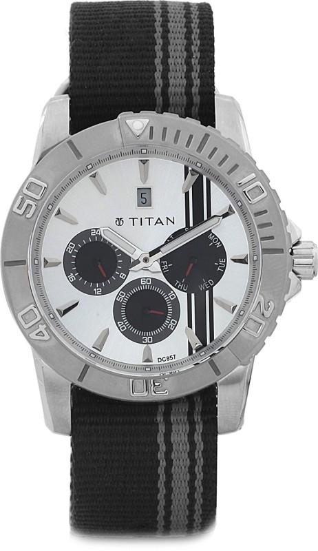 Titan 9490SP01 Octane Analog Watch For Men