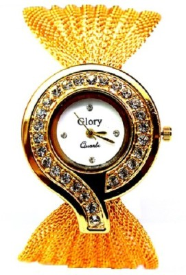 TCT Glory-1 Analog Watch  - For Women, Girls