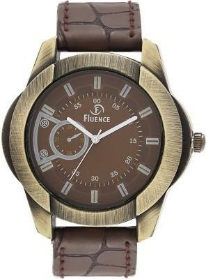 Fluence FL1510KL05 Analog Watch  - For Men