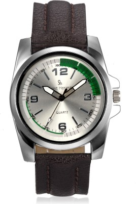 Saint Herman SH1002 Gents Leather Analog Watch  - For Men