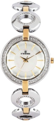 Dsigner 661TM_SL Analog Watch - For Women
