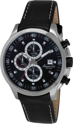 Kenneth Cole IKC8093 Dress Sport Analog Watch  - For Men