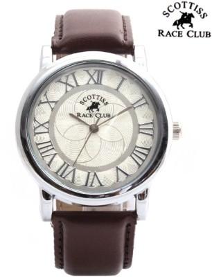 Scottiss Race Club Src-137 Cllasic Analog Watch  - For Men