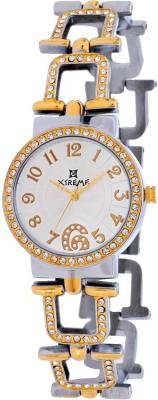 Xtreme XTL8801WT Elegance Analog Watch  - For Girls