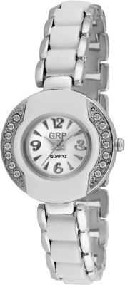 GRP LR105-WHT-CH Analog Watch  - For Women