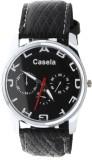 Casela ARS3197 Gun Metal Analog Watch  -...