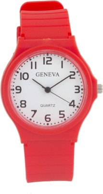 Cosmic RED COSMIC WITH BEST QUALITY STRAP Analog Watch  - For Women