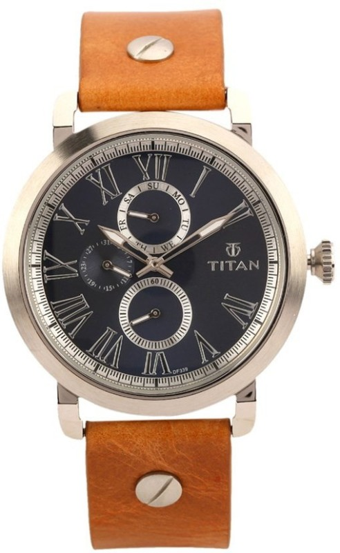Titan 90049SL01J Analog Watch For Men
