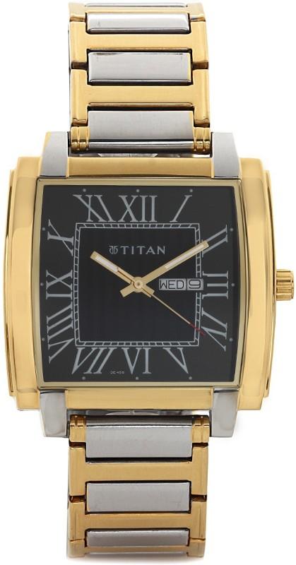 Titan NF1586BM02 Analog Watch For Men
