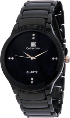 IIK Collection IIK COLLECTION BLACK Analog Watch  - For Men, Boys