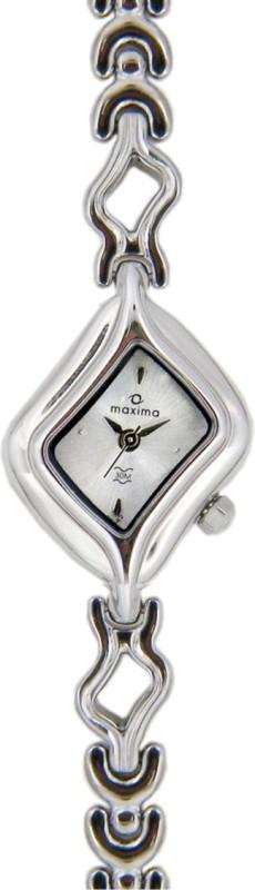 Maxima 25582BMLI Swarovski Analog Watch For Women