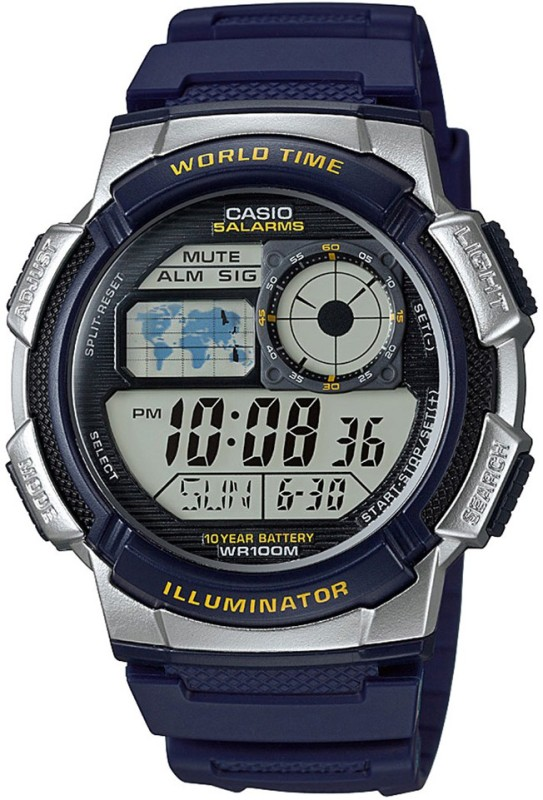 Casio D118 Youth Series Digital Watch For Men