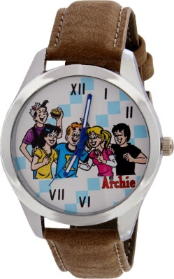 Archie ARH-036-SIL Analog Watch  - For Men