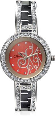 Olvin 1693 SM Analog Watch  - For Women