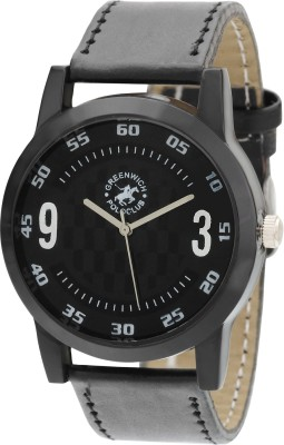 Greenwich Polo Club GN-069 Analog Watch  - For Men