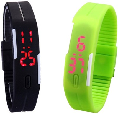 Fashion Hikes FH2577 Digital Watch  - For Boys, Men, Girls, Women, Couple