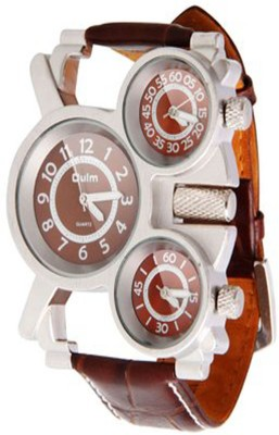 Oulm HP1167BR Military Analog Watch  - For Men