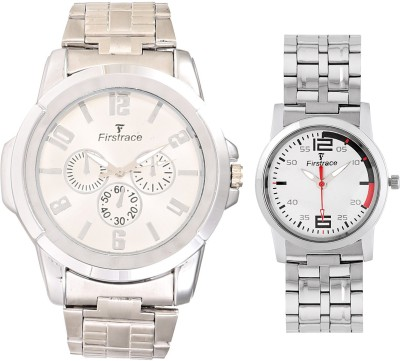 Firstrace 109 Analog Watch  - For Couple