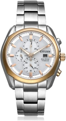 Citizen CA0024-55A Eco Drive Analog Watch  - For Women
