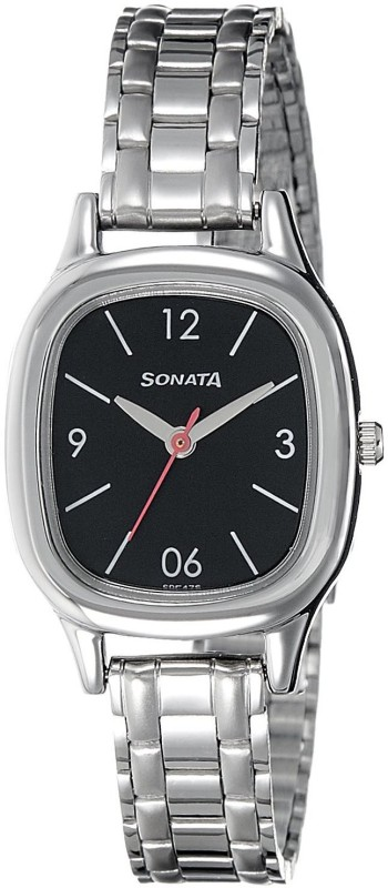 Sonata 8060SM02 Analog Watch For Women