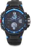 Sanda S7753BL Analog-Digital Watch  - Fo...