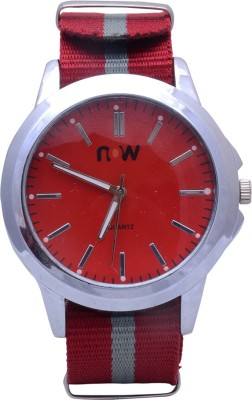 Now FB-RE Analog Watch  - For Men