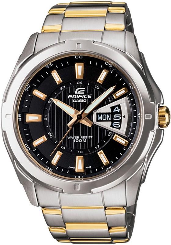 Casio ED383 Edifice Analog Watch For Men WATDJ8HPHFUBBSRQ