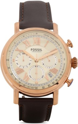 Fossil FS5103I Analog Watch  - For Men