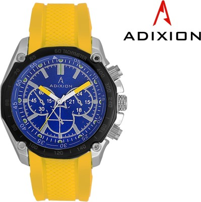 ADIXION ST9302SP04 New Generation Analog Watch  - For Men