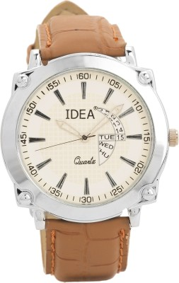 Idea Quartz id101 Analog Watch  - For Men