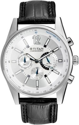 Titan NE9322SL02J Analog Watch - For Men