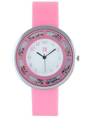 Excelencia WW-21-PINK Classic Analog Watch  - For Women
