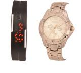 Rosra SF-1002 Analog-Digital Watch  - Fo...