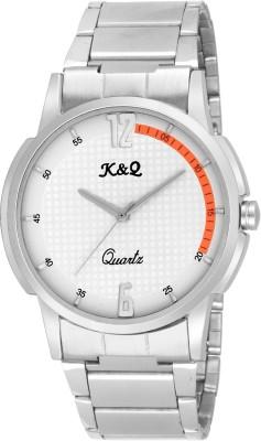 K&Q KQ036M Regium Analog Watch  - For Men, Boys