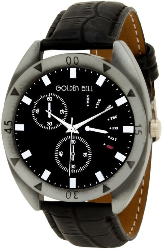 Golden Bell GB1418SL01 Casual Analog Watch For Men