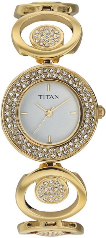 Titan NC9846YM01 Analog Watch For Women