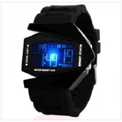 givme Digital 7 color light watch for boys Digital Watch  - For Boys