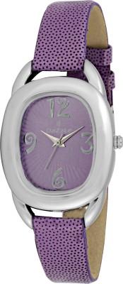 dazzle DL-LSQ705-PRP Smart Analog Watch  - For Women