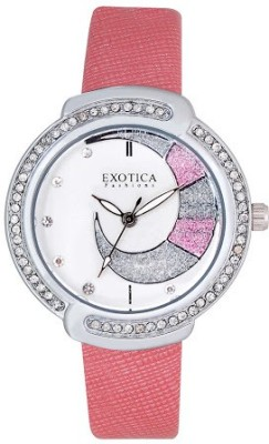 Exotica Fashions EFL-27 Basic Analog Watch  - For Women