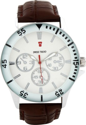 Swiss Trend Artshai1629 Elegant Analog Watch - For Men