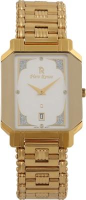 Piere Renee BT-BL-194G-Gold Analog Watch  - For Men