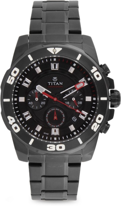 Titan 90031NM01 Analog Watch For Men